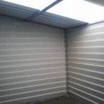 Storage Unit Slopping Roof 1
