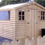 Timber Shed Gardener's Choice